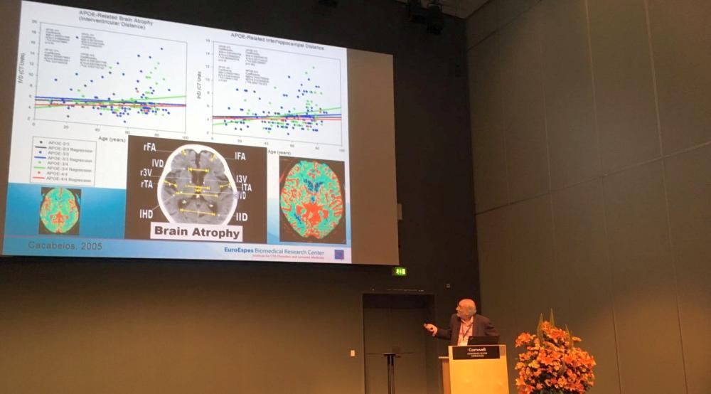 Atremorine, el nuevo producto de EuroEspes que revoluciona el tratamiento de la enfermedad de Parkinson