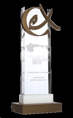 Premio cantábrico excelente Euroespes