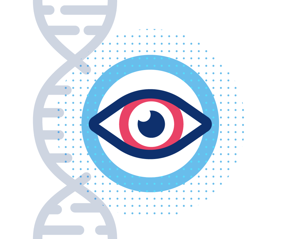 riesgo genético enfermedades oftalmológicas