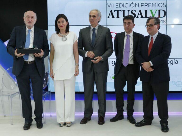 Premiados Atusalud LA RAZÓN